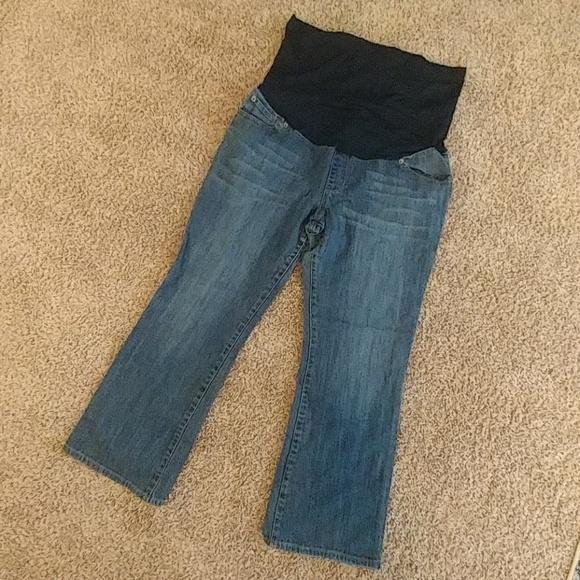 2d61adf4de96d Liz Lange for Target Jeans | Lightweight Maternity Size 14 | Poshmark